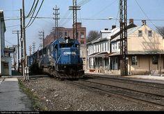 RailPictures.Net Photo: CR 6779 Conrail EMD SD50 at Lebanon, Pennsylvania by Bob Kise