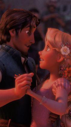 Disney Princess Quotes, Disney Princess Pictures, Disney Pictures, Tangled Wallpaper, Disney Phone Wallpaper, Cute Cartoon Wallpapers, Cute Wallpaper Backgrounds, Disney Rapunzel, Disney Art