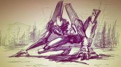 Thema dieses mal! - Riesen Roboter