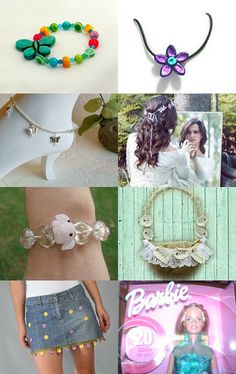 Because its fun being a girl! by Trisha Taylor on Etsy--Pinned with TreasuryPin.com