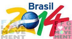 Brasil 2014 @Kathy Chan Richardson Love Movement