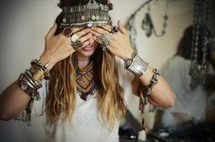 ♛: Estilo hippie