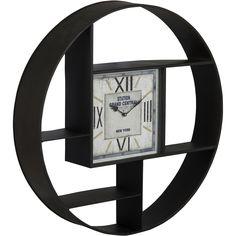 Bethany Wall Clock