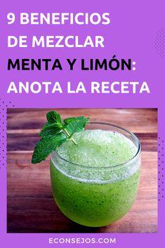 desayuno para disfuncion erectil fresas kiwi limon y menta de