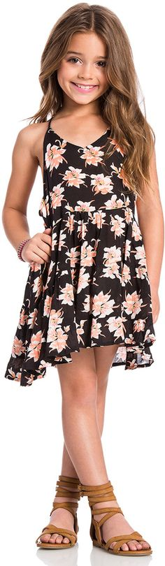 Acacia Swimwear Honey Bahamas Floral Dress