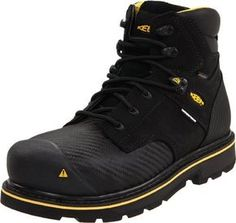 """KEEN Utility Men's Tacoma 6"""" Steel Toe Work Boot on shopstyle.com"""