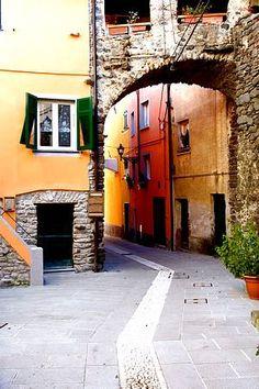 Brugnato, Liguria