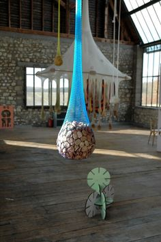 Ernesto Neto - Atelier Calder