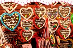 Lebkuchen | You might be familiar with lebkuchen. It's a lot like gingerbread ...