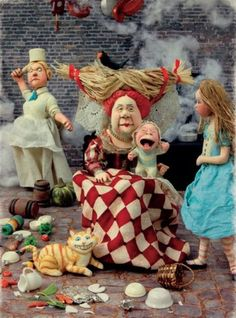 ALICE IN WONDERLAND BY NANCY WILEY