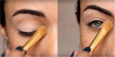 неровности и складочки на коже. Используй только матовые натуральных оттенков. Источник