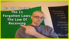 Re: Bob Proctor - The 11 Forgotten Laws: The Law Of Receiving - Day 32/62