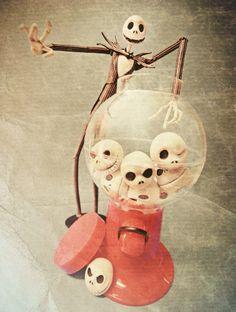 Jack and his Gumballs Heads by caithness155.deviantart.com on @deviantART