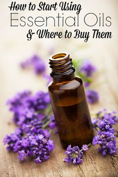 Learn how to start using essential oils and where to buy them.  There are so many great uses for wonderful natural alternatives. They will change your life!