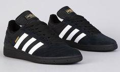 adidas Skateboarding Busenitz | Black & White - EU Kicks: Sneaker Magazine