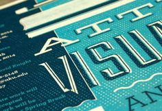Student Exhibition Poster on Behance