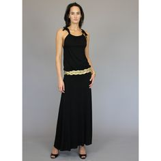 This has an Egyptian princess feel to it! Emily Jordan Maxi Dress for $120.00 - KrisandKate.com