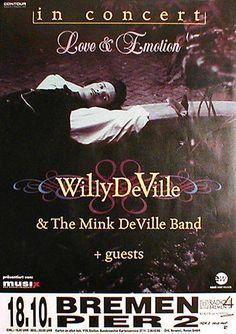 Willy De Ville '96