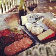 Hunter Valley Cheese Platter
