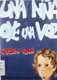 """""""Una niña oye una voz"""", Madrid, Escuela Española, 1979 (Colección infantil y juvenil)."""