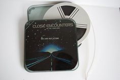 Close encounters of the Third Kind, Super-8 colour sound movie 400ft