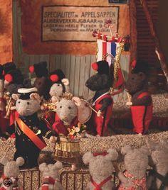 bol.com | Het muizenhuis Sam en Julia - het grote feest, Karina Schaapman & Maurits...
