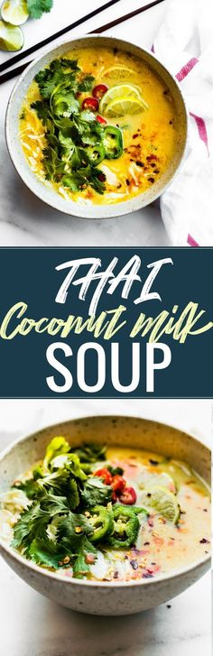 hai Coconut Milk Cabbage soup packed with flavor and nourishment! A Thai Coconut Paleo soup recipe made with real ingredients; coconut milk, cabbage, lemongrass, broth, curry, and Thai Chili peppers. It is quick to make, plus it keeps you warm during wint