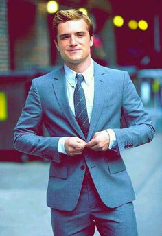 Josh Hutcherson.  That is one good looking man