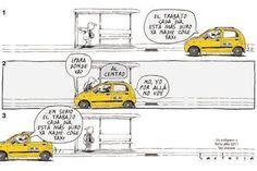 El pésimo servicio de Taxi en #Bogotá | La Doccia | Leer artículo: http://www.aquisepiensamejor.com/2013/01/el-pesimo-servicio-de-taxi-en-bogota.html