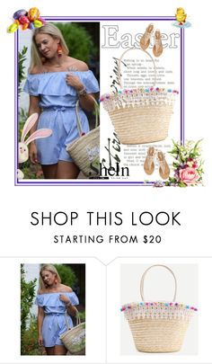 """Shein 04"" by ermina-camdzic ❤ liked on Polyvore featuring shein"