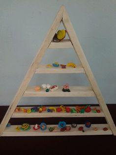 Piramide alimenticia.