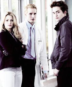 §§º§§  Twilight | Rosalie, Carlisle, Edward in Twilight
