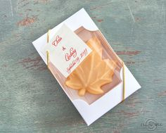 Maple Candy Wedding Favors