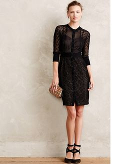 This Is The Best LBD, According To Math #refinery29  http://www.refinery29.com/best-little-black-dress#slide1  Sexy but in a demure way, no?