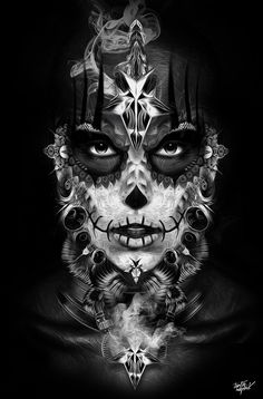 FANTASMAGORIK® MEXICAN VOODOO on Behance
