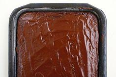 Čokoládový koláč - Fefka