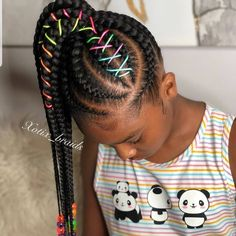 5 Quick, Easy, and Fun Phonemic Awareness Activities Little Girl Braid Styles, Cute Little Girl Hairstyles, Little Girl Braids, Kids Braided Hairstyles, Braids For Kids, Girls Braids, Black Girls Hairstyles, African American Braid Styles, Face Shape Hairstyles
