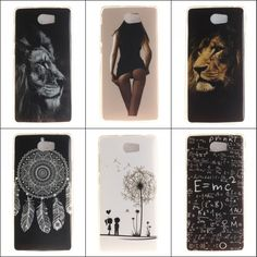 >> Click to Buy << For Huawei Y5II Y 5 II 2 Fashion Cartoon IMD TPU Coque Vintage Tribe Floral Tiger Lion Panda Soft TPU Back Cover #Affiliate