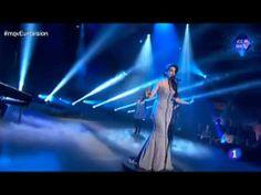 Ruth Lorenzo: Dancing In The Rain: #Eurovision 2014: Spain