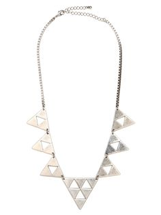 Prismatic Strand Necklace from Baublebar