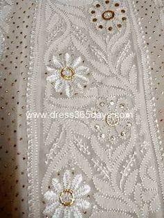 Lucknow Chikan Suits | Designer Chikankari Kurtis, Kurtas| Anarkali Online | Heavy Mukaish Sarees
