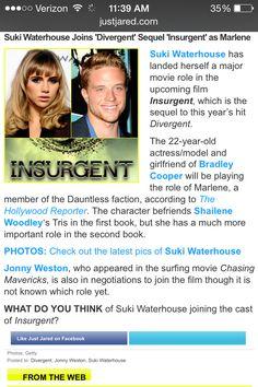 WE HAVE MARLENEEE ~Divergent~ ~Insurgent~ ~Allegiant~