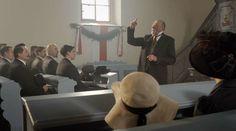 "T.G.Masaryk played by Martin Huba in the Czech TV drama ""The Big Demolition"" filmed by cinematographer Michal Krejci.  http://taylor-film.com/big-demolition/  #czech history #T.G.Masaryk #The Big Demolition #tv film #tv drama"