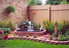 small space landscape ideas | Garden dreams | Interior Decorating – Furniture Designs Modern and ...