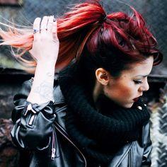 gorgeous ponytail