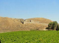 Tell Lachish - Ferrell Jenkins - Israel - Archaeology - Dig Season