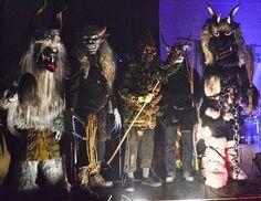 The Spooky Vegan: Merry Krampusnacht!