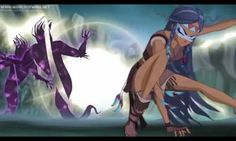World of winx Tiger Lily-4