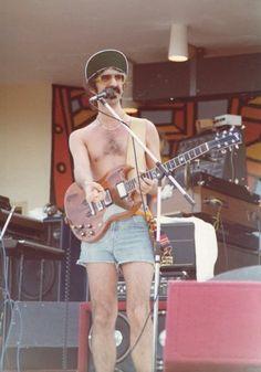 Zappa at the University of Miami - 1976