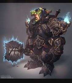 Goblin concept by *armandeo64 on deviantART